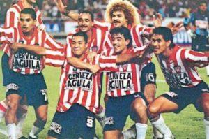 El Píbe foi destaque no Junior de Barranquilla com dois títulos colombianos.