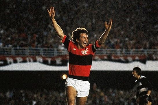 Galinho Zico é uma Lenda do Futebol!