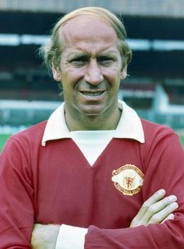 Bobby Charlton - Camisa Manchester United