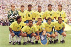 Brasil na Copa de 1994.