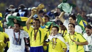 Seleção Brasileira de Futebol: a maior vencedora de copas.