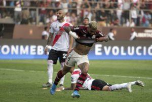 River Plate perde para o Flamengo na final da Libertadores 2019.