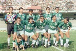 Guarani em 1994.