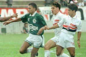 Guarani vs São Paulo em 1994.