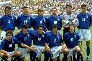 Itália na Copa do Mundo de 1994.