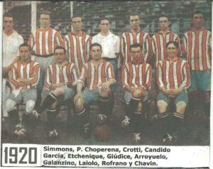 Primeiro título do Campeonato Argentino.