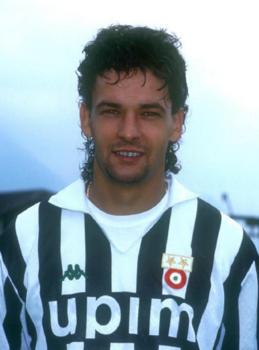 Roberto Baggio - Rabo de Cavalo