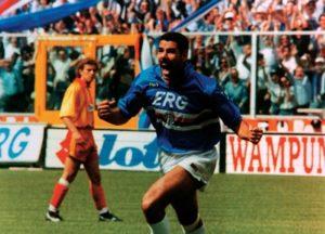 Toninho Cerezo, um dos jogadores mais técnicos do futebol.