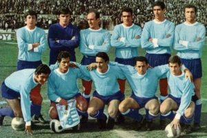 Seleção Uruguai década de 1970.