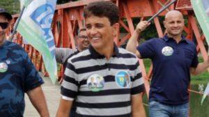 Bebeto como deputado estadual no Rio de Janeiro.