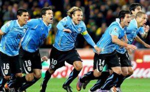 Seleção Uruguaia de Futebol: a Celeste Olímpica.
