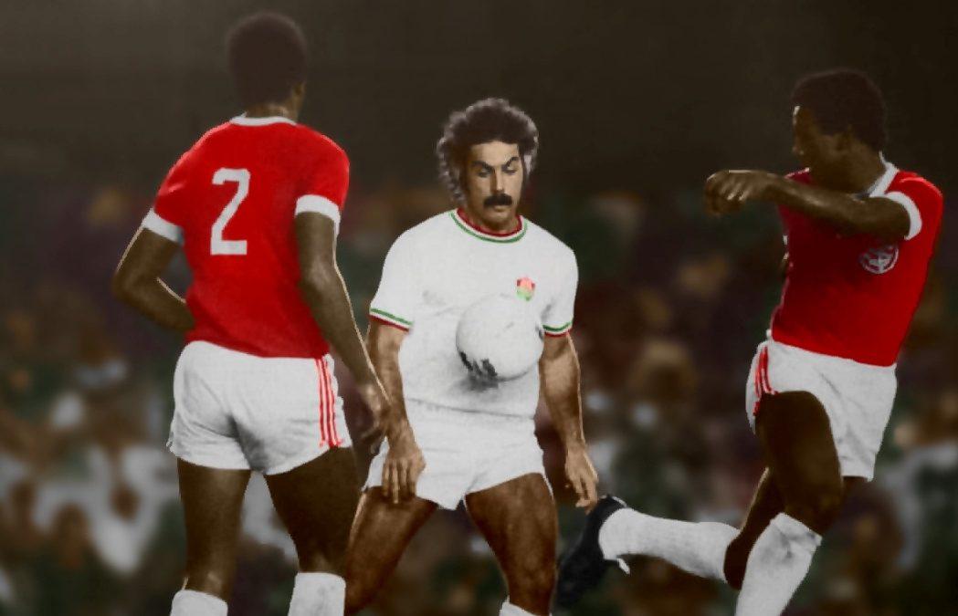 Rivellino no Fluminense.