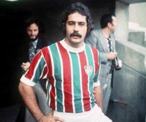Rivellino no Tricolor das Laranjeiras.