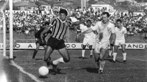 Maior artilheiro do Grêmio, Alcindo foi quem mais anotou gols no Olimpico.