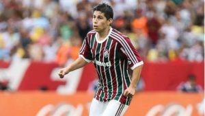Dario Conca: um dos maiores jogadores estrangeiros do Fluminense.