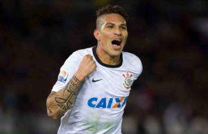 Paolo Guerrero: um dos maiores jogadores estrangeiros da história do Corinthians.