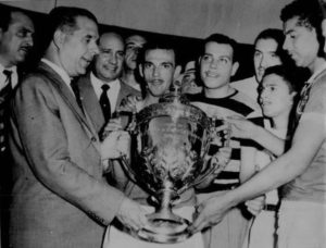 Volta por cima e o título mundial de 1951.