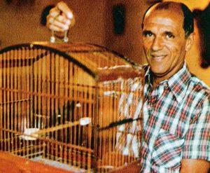 Jair da Rosa Pinto em sua vida pós aposentadoria.