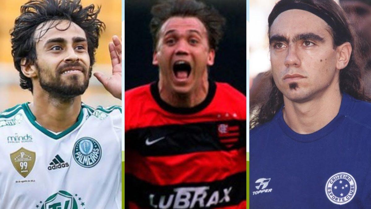 Top 20 jogadores estrangeiros que fizeram história no Brasil