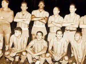 Primeiro anos do EC Bahia.