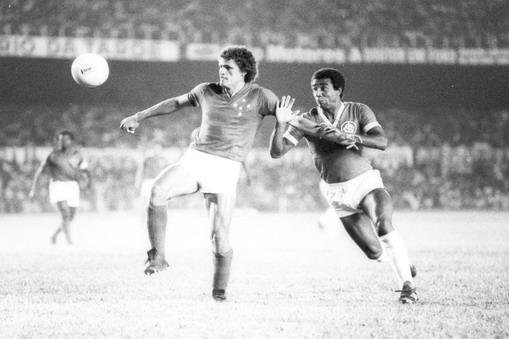 Cruzeiro e Internacional, no maior jogo do Mineirão.