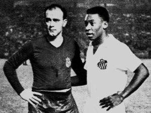 Di Stefano e Pelé.