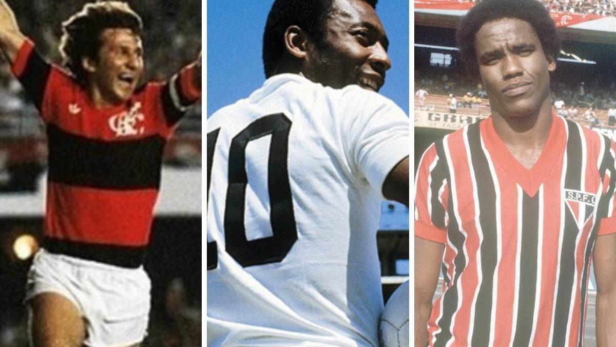 Quem são os artilheiros dos estádios do Brasil?