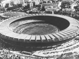 Maracanã é um dos principais estádios do Brasil e do mundo.