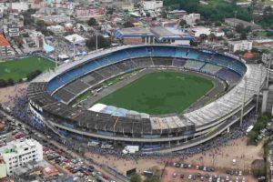 Estádio Olimpico do Grêmio.