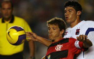 Juninho Paulista no Flamengo.