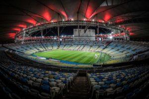 Maracanã: o templo do futebol mundial.