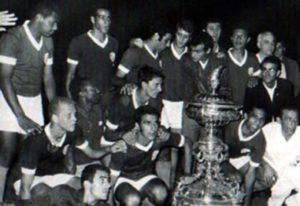 Primeiro título do Palmeiras no Ramón Carranza.