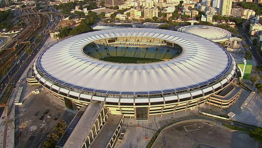 Principais estádios do mundo.