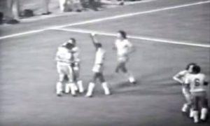 Brasil x Bolivia: Galinho Zico marcou quatro gols.