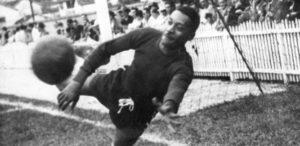 Barbosa: goleiro da Copa de 1950.