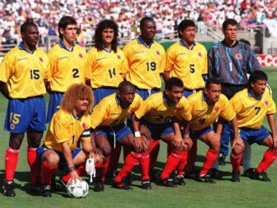 A fantástica geração colombiana de futebol dos anos 1990!