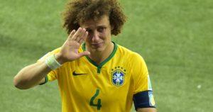 David Luiz: de herói a vilão.