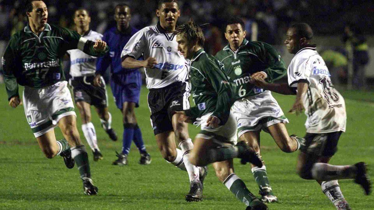 Ano de 1999 entre Palmeiras e Corinthians foi intenso!