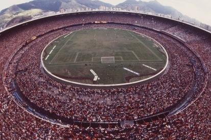 Templo do Futebol: Estádio do Maracanã.