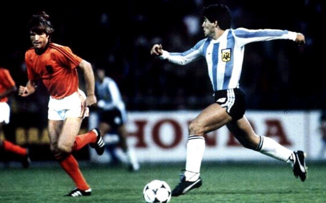Maradona aos 19 anos, em 1979.